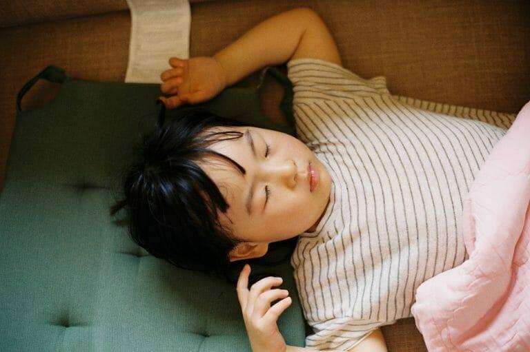 como fazer seu filho dormir