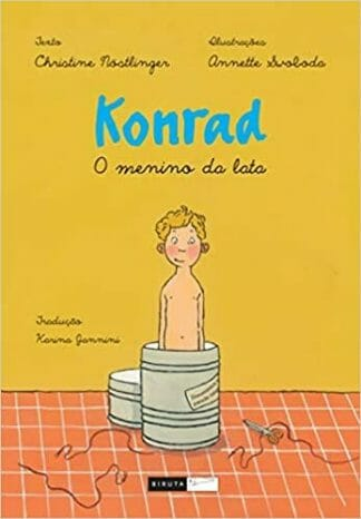 Konrad, o menino da lata