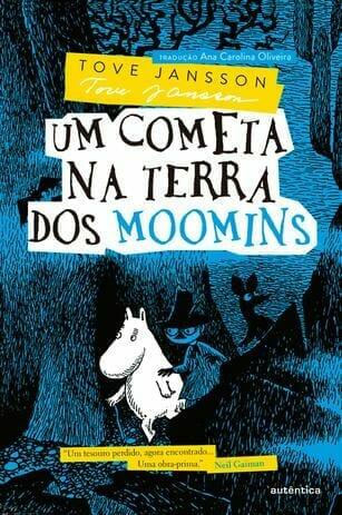 Um cometa na terra dos Moomins